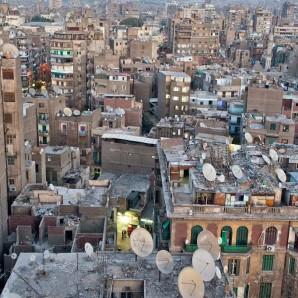 Cairo, Egypt. 2011.