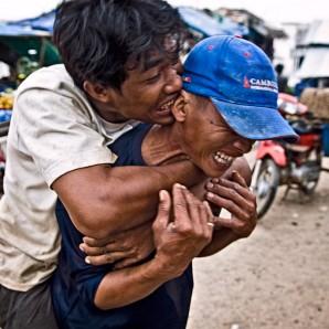 Siem Reap, Cambodia. 2008.