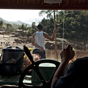 Mekong River, Laos. 2008.